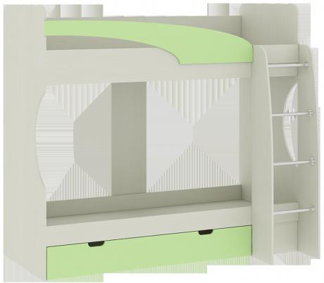 Кровать-чердак Карамель 77-02