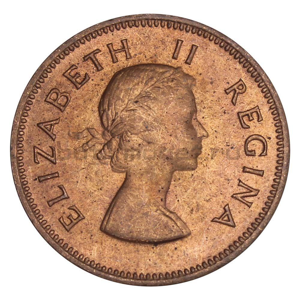1/2 пенни 1960 ЮАР