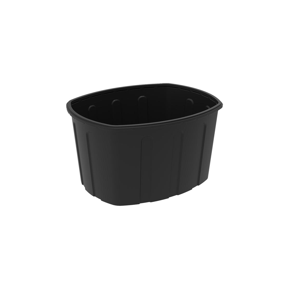 Пластиковая ванна 400 литров черная