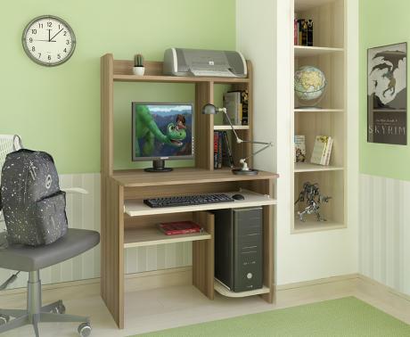 Стол компьютерный Интел-1
