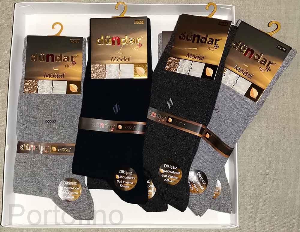 Носки мужские Dundar (модал) упаковка 12 штук