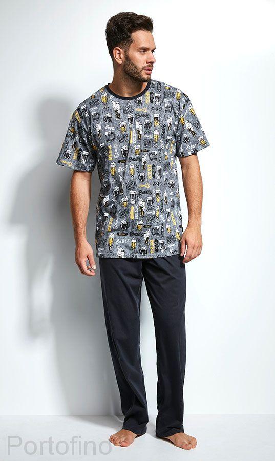 194-122 пижама мужская Cornette