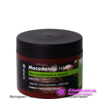 Маска для волос Восстановление и Защита Доктор Санте 300 мл