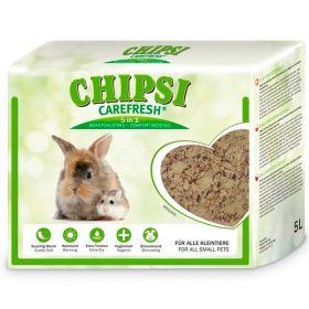 CHIPSI CAREFRESH ORIGINAL Наполнитель для птиц и мелких домашних животных, 5л