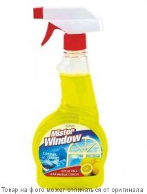 Master Window.Средство для стекол Сочный лимон 500г курок, шт