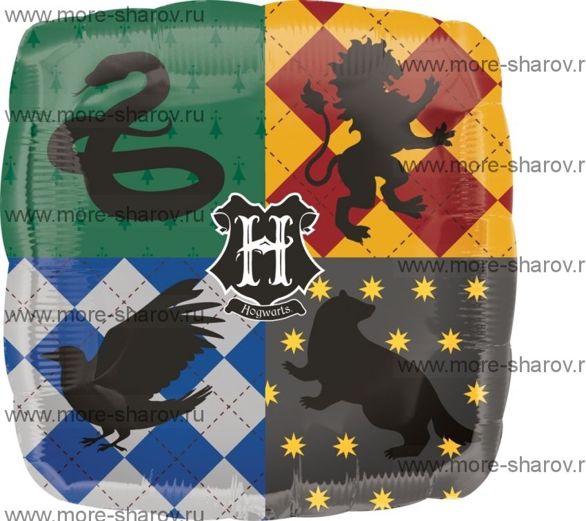 "Шар 18"" Гарри Поттер 46 см"