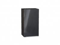 Шкаф верхний Фьюжн В400 (Anthracite)