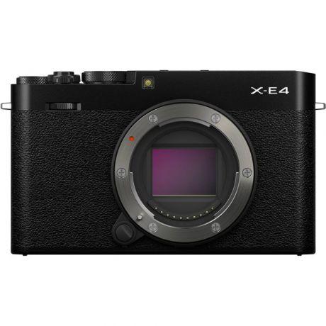 Фотоаппарат Fujifilm X-E4 Body