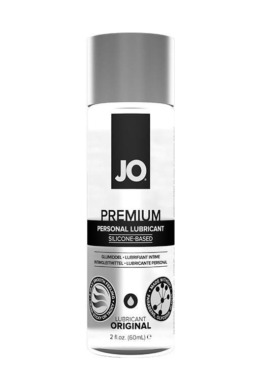 Классический лубрикант на силиконовой основе / JO Premium 2oz - 60 мл.