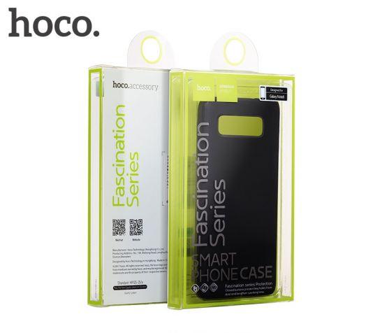 Защитный чехол HOCO Fascination series для Galaxy Note8, черный