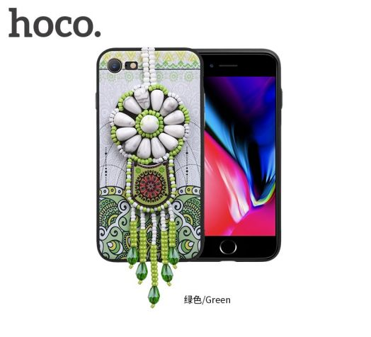 Защитный чехол HOCO Chinese dream для iPhone7/8, зеленый