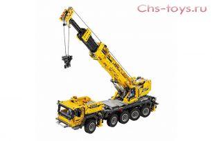 Конструктор KING Technic Передвижной Кран MK II  LP90004 (Аналог LEGO Technic Mobile Crane MKII 42009) 2667 дет