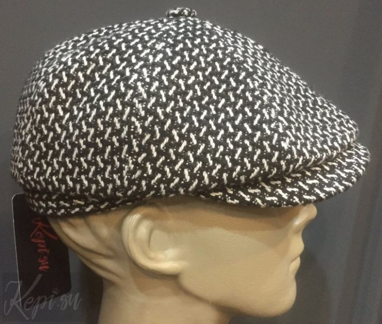 Кепка-шапка-зимняя