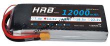 Аккумулятор Li-Po HRB 12000мач 25с