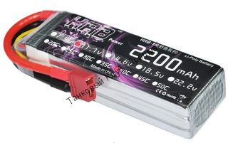Аккумулятор Li-Po HRB 2200мач 40с