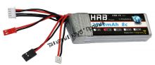 Аккумулятор Li-Po HRB 2200мач 8с