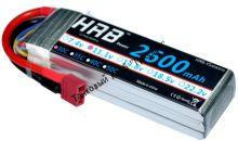Аккумулятор Li-Po HRB 2600мач 30с