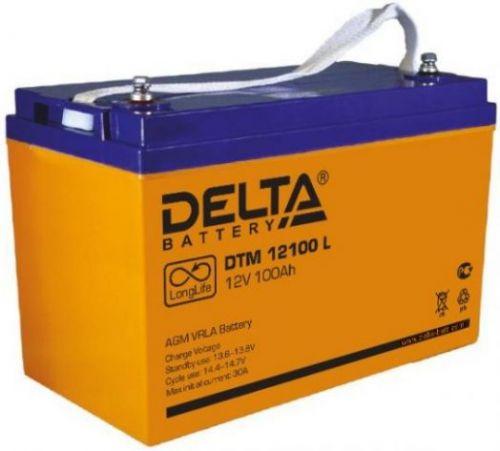 Аккумуляторная батарея DTM 12100 L