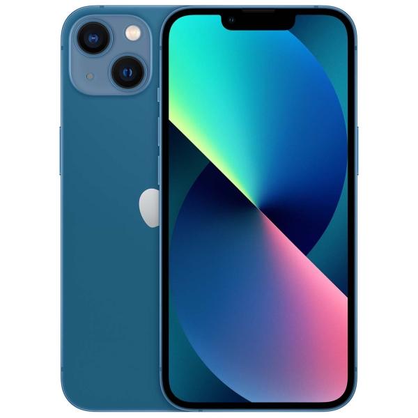 Смартфон Apple iPhone 13 128Gb (Blue) 2 Sim