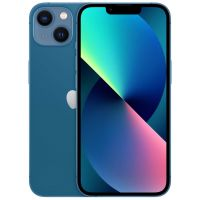 Смартфон Apple iPhone 13 256Gb (Blue) 2 Sim