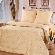 Одеяло 1,5сп 140*205 бязь/овечья шерсть Арт Постель