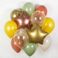 Набор шаров «Тыквенный латте»