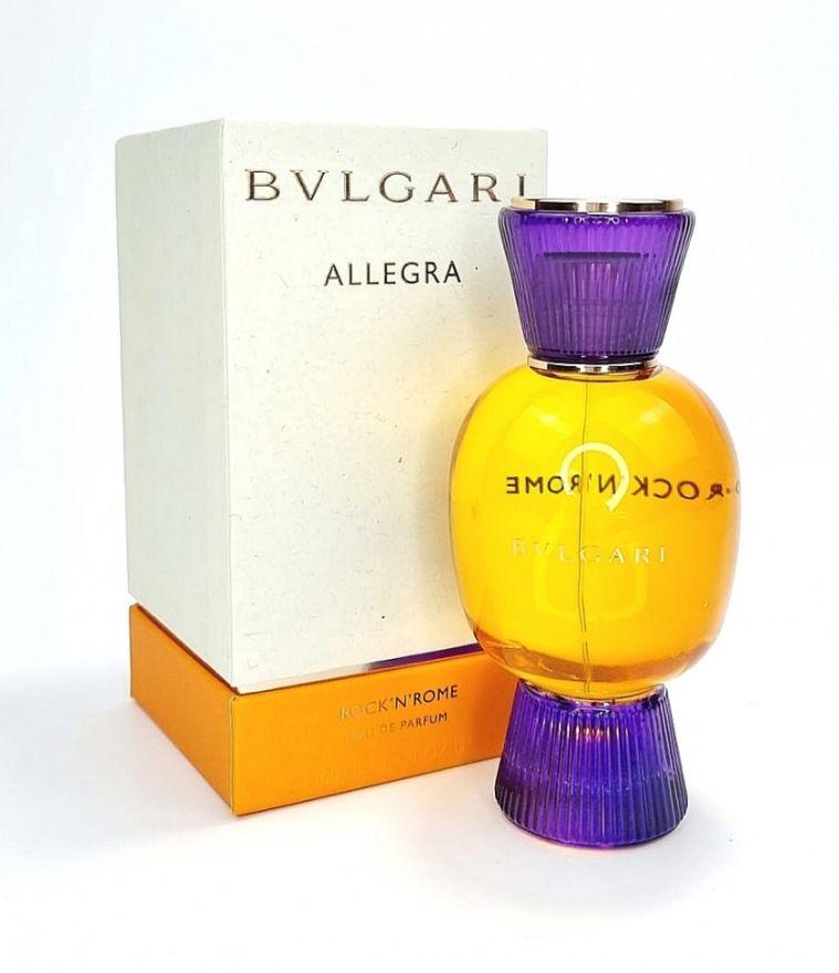 Bvlgari Allegra - Rock'n'Rome 100 мл
