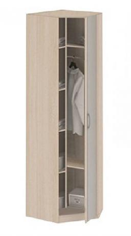 8.05Z Шкаф угловой для одежды с зеркалом Лотос