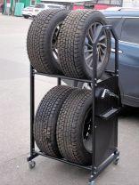 стойка для колес x-cap TR-1 (резина 225/55/R17)