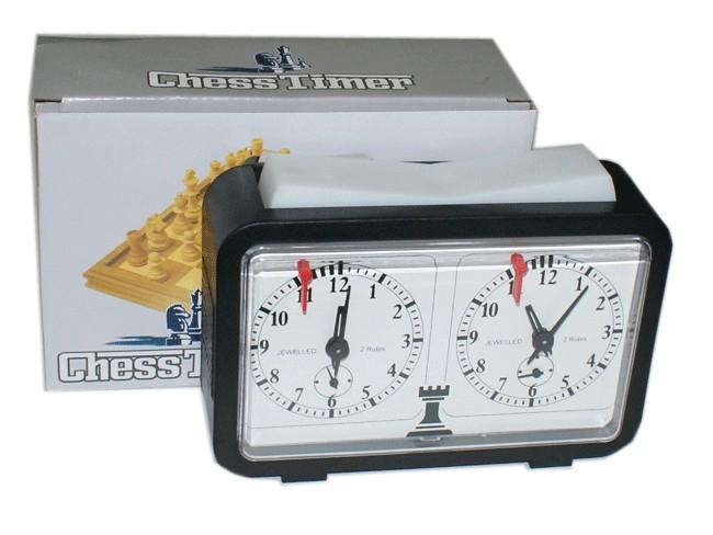 Часы шахматные механические. 9008, артикул 29026
