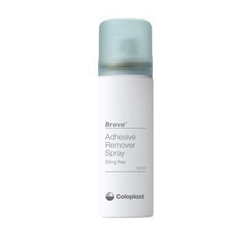 Coloplast Brava / Колопласт Брава - очиститель для удаления адгезивов, спрей  12010 ( 50 мл )