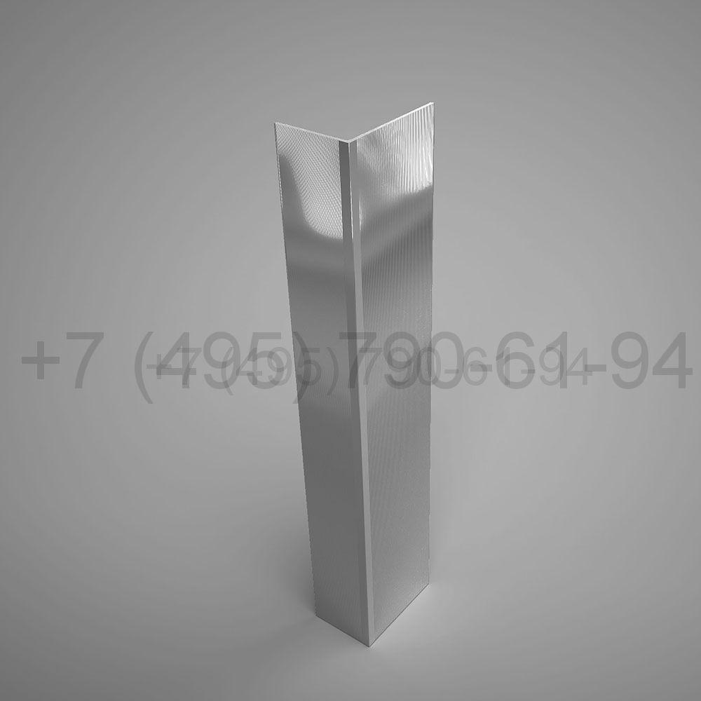 Направляющая Г-образн. 40х60*2,2  мм  мм длина 6,0 м  [ КП 45531 ]