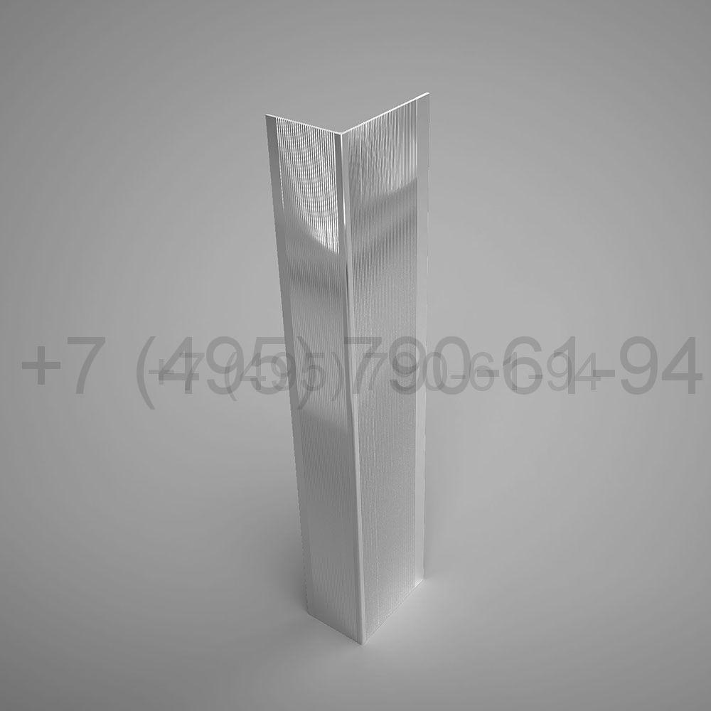 Направляющая Г-образн. 40х62*1,8  мм  мм длина 6,0 м  [ КП 1271 ]