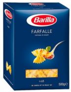 Makaron Barilla Farfalle n.65 500 qr