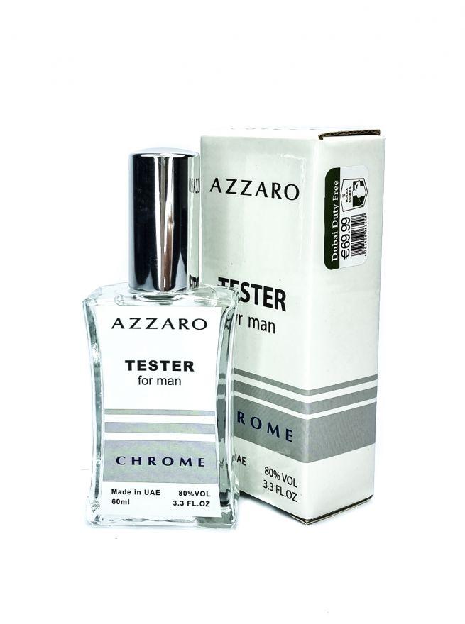 Azzaro Chrome (for man) - TESTER 60 мл