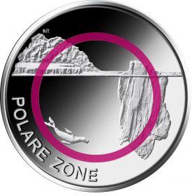 Полярная зона   5 евро Германия 2021 на заказ
