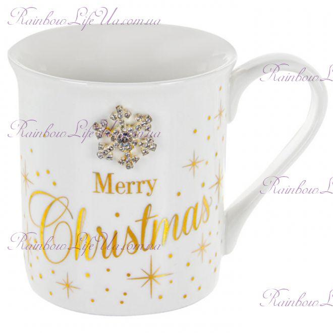 "Чашка 300 мл ""Merry Christmas"""