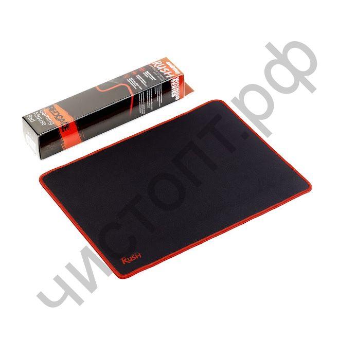 Коврик для мыши Smartbuy RUSH Red cage черный 360*270*3 (М) (SBMP-02G-K) Игровой