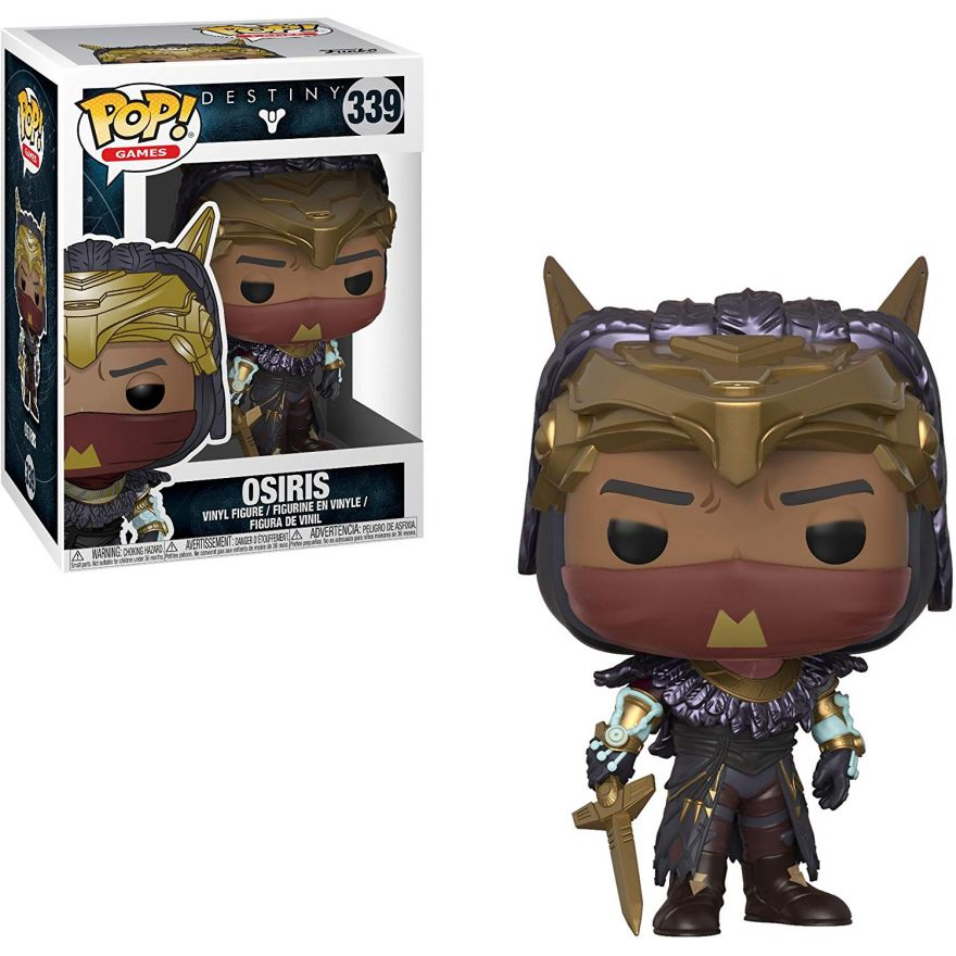 Фигурка Funko POP! Vinyl: Games: Destiny S2: Osiris 30171