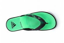 Сланцы adidas Supercloud Beach Men зелёные