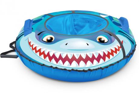 Тюбинг с круговым дизайном (ТБ3К-70/А2 с акулой)