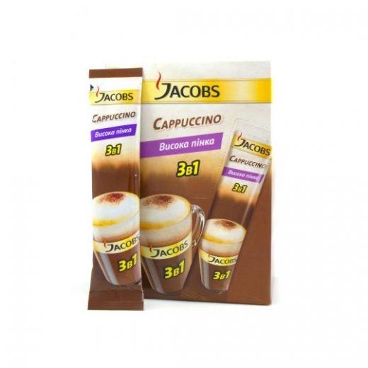 Кофе Jacobs Capuccino 3/1 20 шт