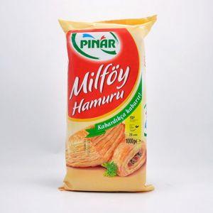 Тесто слоенное Pinar Milfoy 1 кг