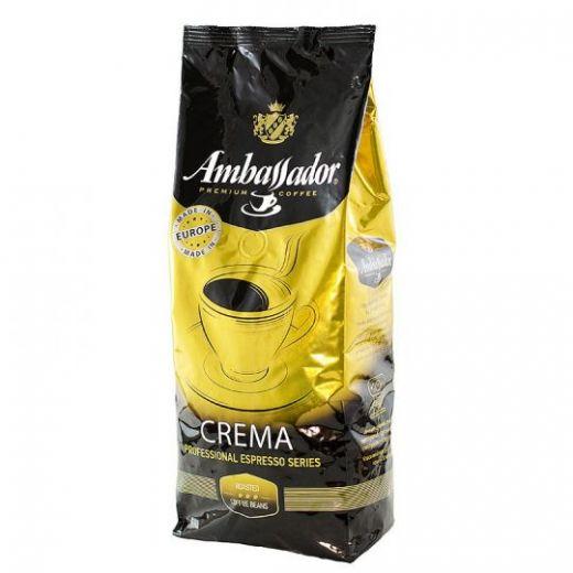 Кофе Ambassador Jrema 1 кг зерновой