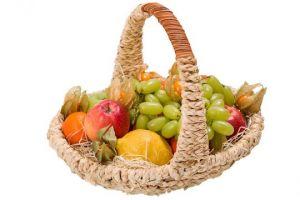 """Корзинка """"Прекрасные фрукты"""""""