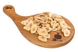 Банановые чипсы 100 гр