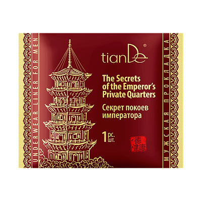 Мужская прокладка «Секрет покоев императора»