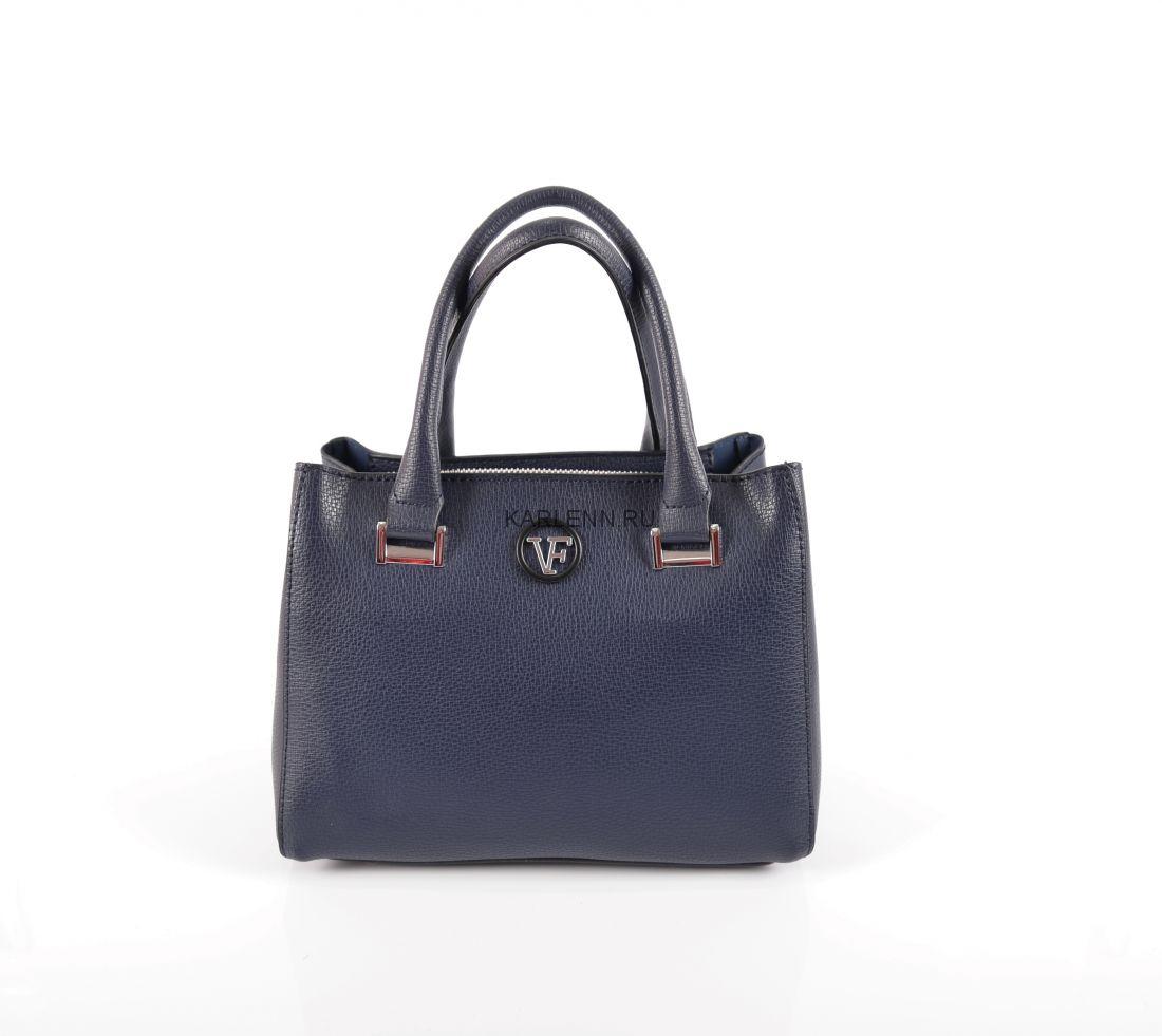 Мини-сумочка Velina Fabbiano (синяя)