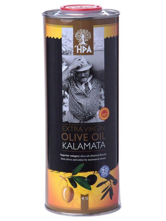 Масло оливковое KALAMATA (Греция) 1л