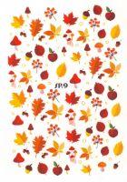Слайдер дизайн SP.9 листья, осень
